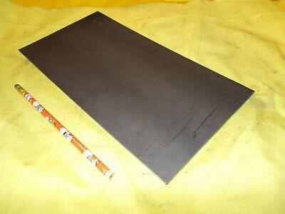 11ga Steel Sheet Stock Tool Welding Shop Plate Flat Bar .115 X 6 X 12