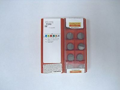 RCGX 45A 6060 SANDVIK Ceramic Insert **10PCS**