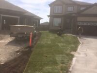 SOD INSTALL $1/ SQ FT !  ** Landscaping!
