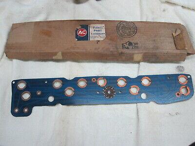 NOS 1959 Oldsmobile circuit board instrument panel dash gauges AC GM # 1586249