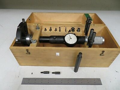 Standard Gage - Model Number 6 - Dial Bore Gage W Case 6-12 .0001 Mx2