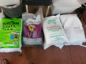 Pumice, Zeolite, Mini Pine Bark Nuggets, Soil Mix | Plants | Gumtree
