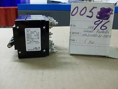 Airpax  Upl2111rs  Circuit Breaker  F.l.amps 7.5
