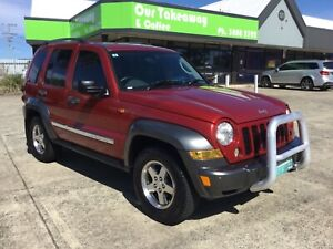 2006 Jeep Cherokee SPORT (4x4) Underwood Logan Area Preview