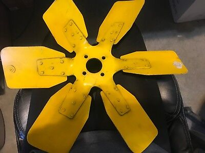 Massey Ferguson 6 Blade Fan Blade For 595 698 1080