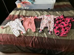 Baby Girls Sleepers