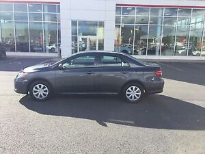 2012 Toyota Corolla CE AUTO; AIR ;HEATED MIRRORS;SW CONTROLS.