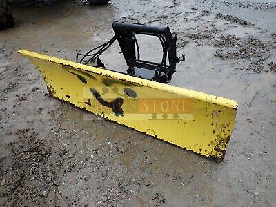 John Deere 54 Front Snow Blade For Certain X Series Lawn Garden Tractors