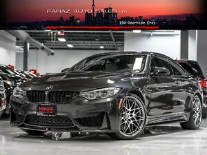 2017 BMW M4 COMPETITION PKG|HUD|B.SPOT|LDW|CARBN FIBR|444HP|FU