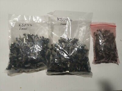 Lot Of Over 2000 Npn Pnp Transistors