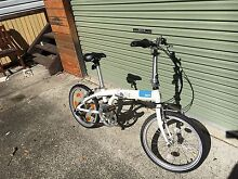 Tern Link C7 folding bicycle 7 speed Suffolk Park Byron Area Preview