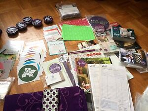 Scentsy Consultant supplies