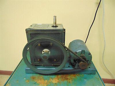 Welch Scientific Vacuum Pump 12hp 1725 Rpm 115v - Has Good Suction - Sr283