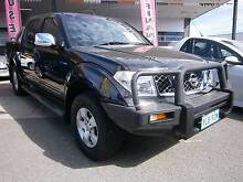 2009 Nissan Navara STX D40 4X4 Fyshwick South Canberra Preview