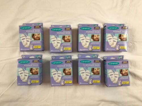 Lansinoh Breast Milk Storage Bags Lot 400 Count
