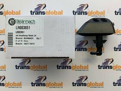 LH Headlamp Washer Jet for Land Rover Freelander 2 Bearmach LR003851
