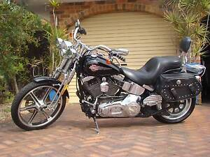 2006 Harley Davidson Softail Springer (FXSTS) Floreat Cambridge Area Preview
