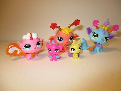 Игрушки Littlest Pet LPS Littlest Pet