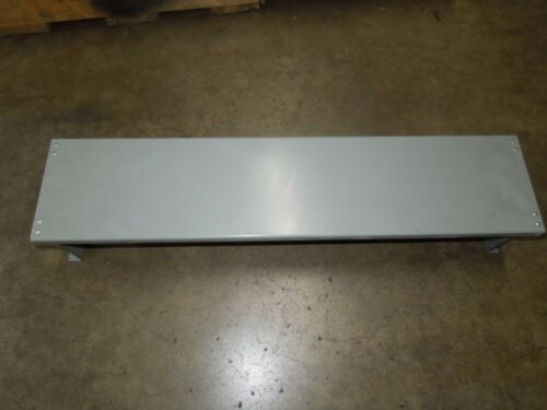 "Ge Qmrfp4 Full Width Qmr 4x Height Filler Plate 5 1/2""h X 24""w Surplus Take Out"