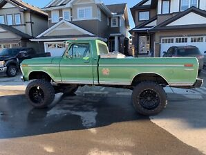 1973 Ford F-250 Highboy Ranger (modified)