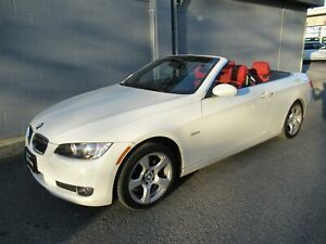 2008 BMW 328I Cabriolet! Only 86000kms! MINT!