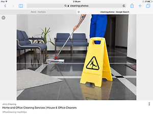 M & M Cleaning Services Glenelg Holdfast Bay Preview