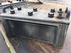 Truck batteries x 2 working condition Kemps Creek Penrith Area Preview