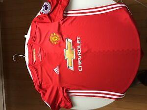 Chandail/maillot de soccer de Manchester  Ibra 2017