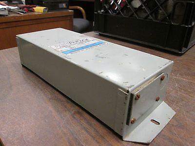 Rte Aerovox Power Factor Capacitor C83z4802m 2kvar 480v 60hz 3ph Used