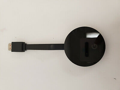 Google Chromecast ULTRA 4K Digital Media Streamer NC2-6A5-D  10/B5453E