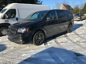 2018 Dodge Grand Caravan GT-STOW N GO-CUIR-UCONNECT