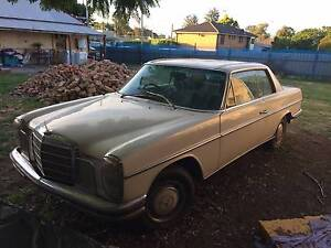 1971 Mercedes-Benz C250 Coupe East Maitland Maitland Area Preview