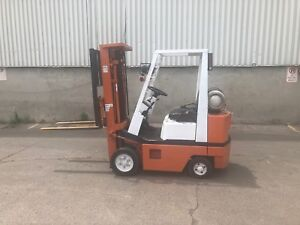 Nissan 3500lbs Compact Forklift