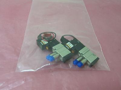 2 SMC NVJ3123 Solenoid Valve, 401361