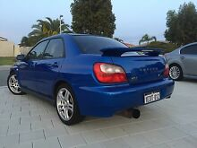 MY02 WRX with lots of work and low kms!!! Price drop!! Heathridge Joondalup Area Preview