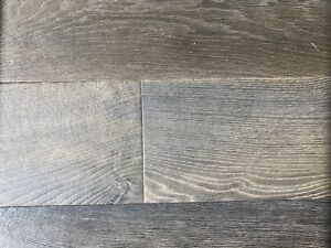 Wide Plank oak flooring.