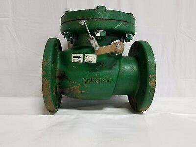 Morrison Bros 346-di Series 4 Flanged 150 Fusible Link Fire Safe Valve