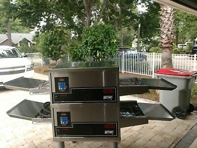 Pizza Oven - Wow Middleby Electric Double Stack Oven. Excellent Condition.