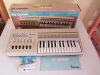 Vecchia Pianola Bontempi B3 Organ Vintage Made In Italy Con Scatola E Istruzioni -  - ebay.it