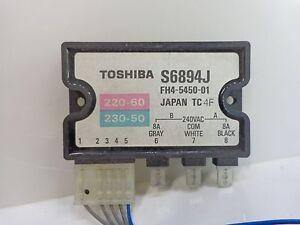 TOSHIBA SOLID STATE RELAY S6894J Relè toshiba SSR - Italia - TOSHIBA SOLID STATE RELAY S6894J Relè toshiba SSR - Italia