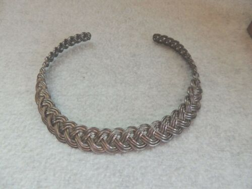 Vintage Mexican Choker artist signed
