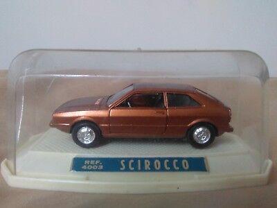 Antigua miniatura 1:43 Mira 4003 Volkswagen Scirocco. Made in Spain. comprar usado  Enviando para Brazil
