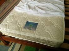 Almost new king single mattress, protector and sheet. Petersham Marrickville Area Preview