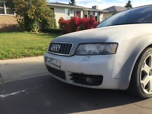 2005 audi s4 READY FOR PAINT