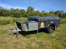 2014 Jawa Outback Off-Road Camper Trailer Forrest Beach Hinchinbrook Area Preview