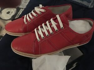 Classic red shoes