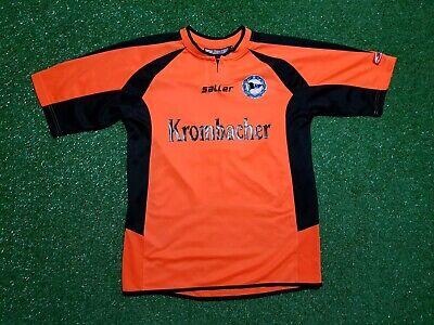 DSC Arminia Bielefeld Trikot M 2007 2008 Saller Shirt Jersey Krombacher  image