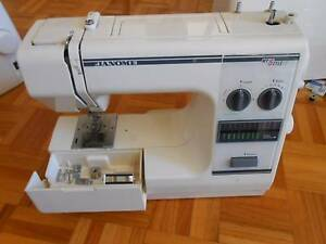 Janome My Style 16 sewing machine - good for parts repair, work Cheltenham Hornsby Area Preview