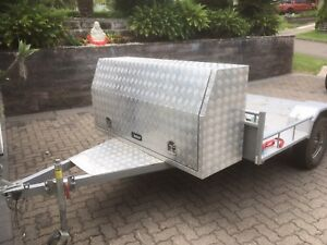 Motorbike trailer $3800.00 or near offer