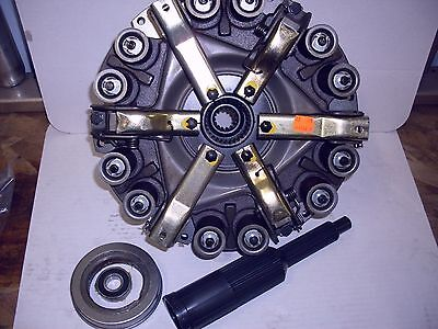 Fits Ford 971 981 1800 1801 1811 1821 1841 1871 1881 2000 2030 Tractor Clutch